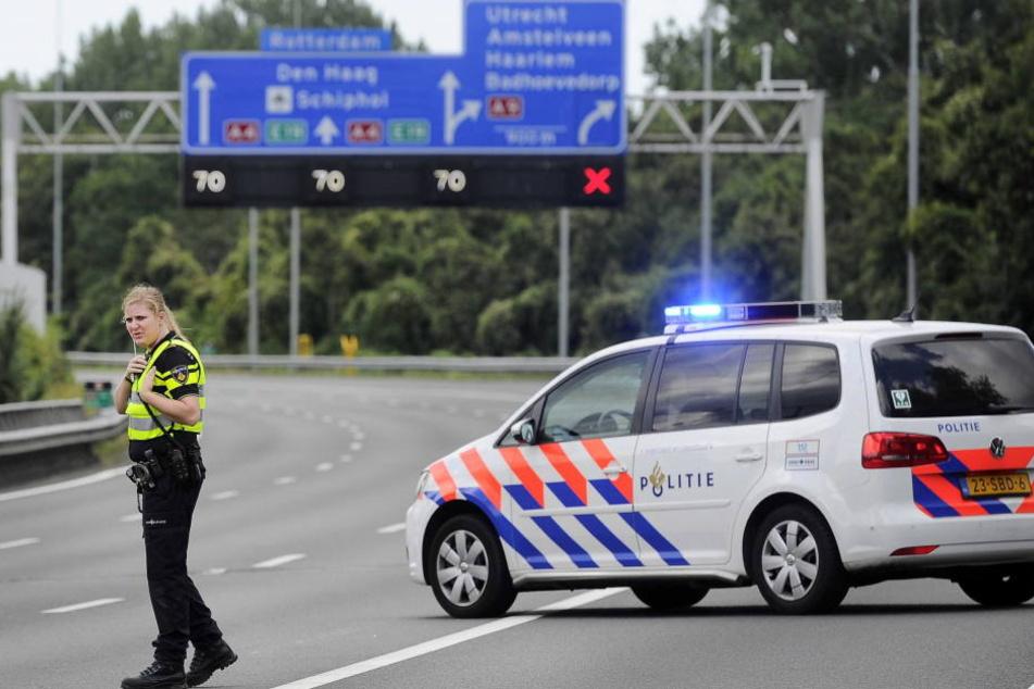 Die niederländische Polizei ermittelt. (Symbolbild)