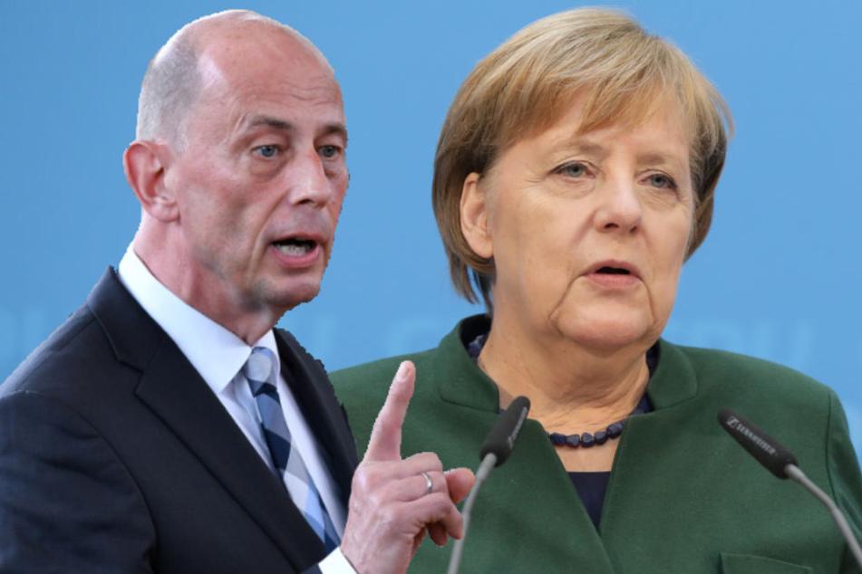 Mehr Verantwortung für das Siemens-Werk und seine Belegschaft fordert Thüringens Wirtschaftsminister Wolfgang Tiefensee von der Bundeskanzlerin. (Symbolbild)