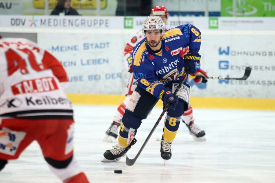 Feodor Boiarchinov besitzt bei den Lausitzer Füchsen nur einen Vertrag bis Saisonende.