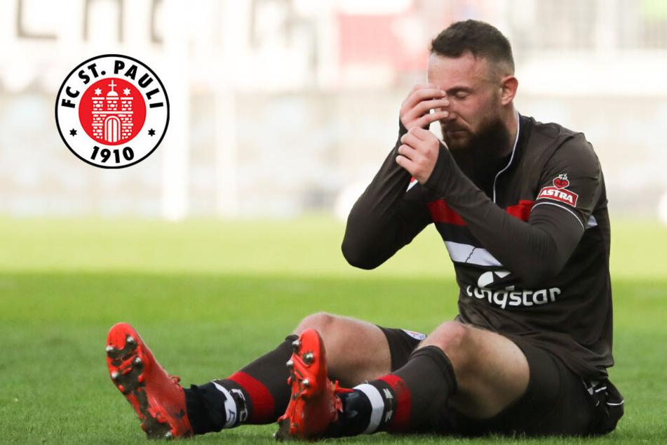 Leader Knoll knöpft sich seine St. Pauli-Versager vor