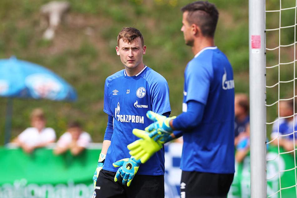 Markus Schubert könnte für den FC Schalke 04 gegen den 1. FC Köln sein Bundesliga-Debüt geben.