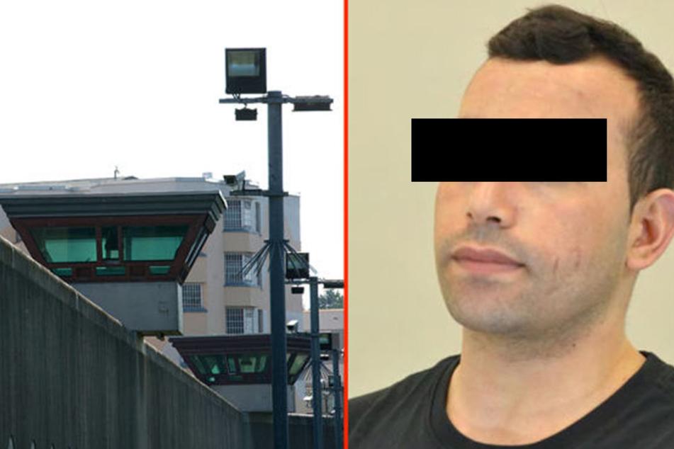 Der entflohene Häftling Hamed M. wurde in Belgien gefasst.