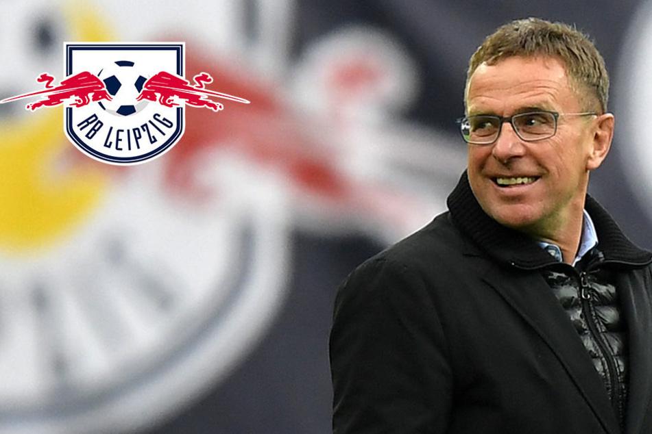 RB Leipzig könnte einen neuen Trainer haben