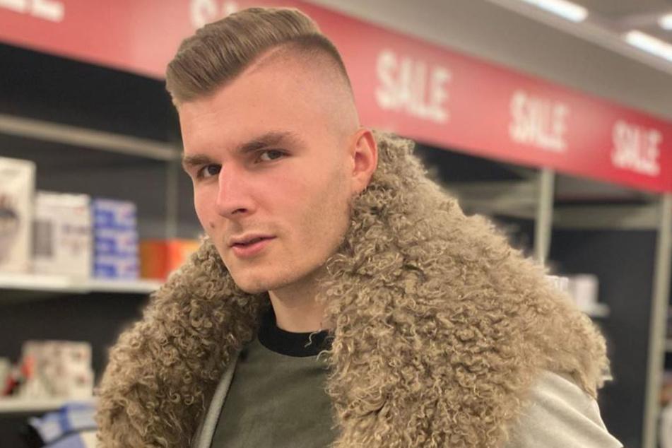 """Influencer Max Herzberg (23) alias """"Adlersson Pictures"""" hatte Ärger mit der Polizei."""