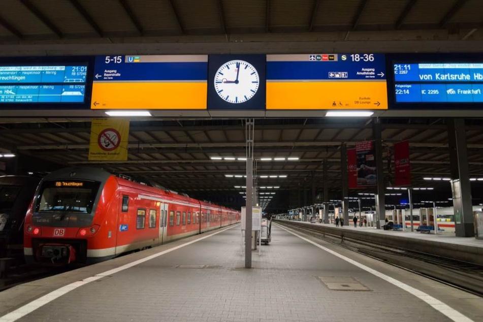 Nach Panne im Tunnel S-Bahn-Chaos zum Feierabend in Frankfurt