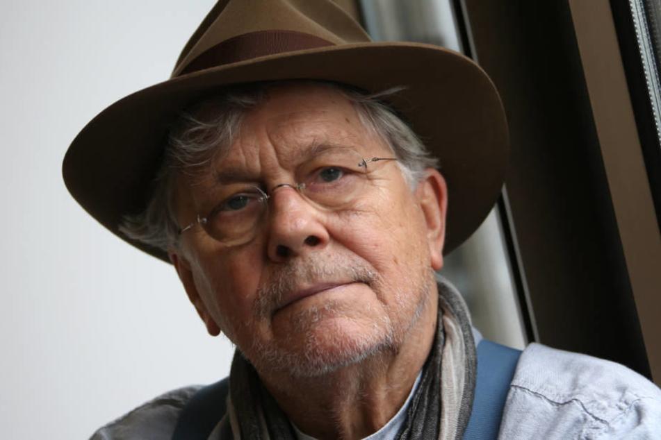 """Tommi Piper ist die Stimme von """"Alf"""". Sonderlich gut auf den Außerirdischen zu sprechen, ist der 77-Jährige allerdings nicht."""