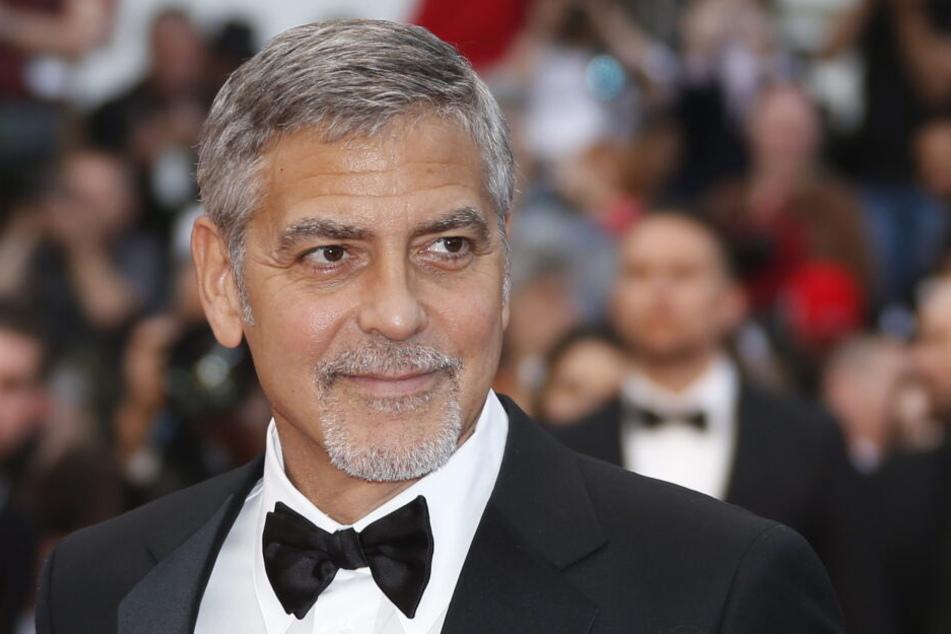 George Clooney ruft zum Boykott auf.