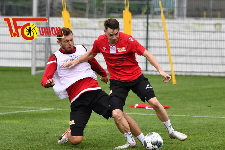 Trainingslager in Österreich: 1. FC Union gewinnt Testspiel gegen SV Ried 3:0