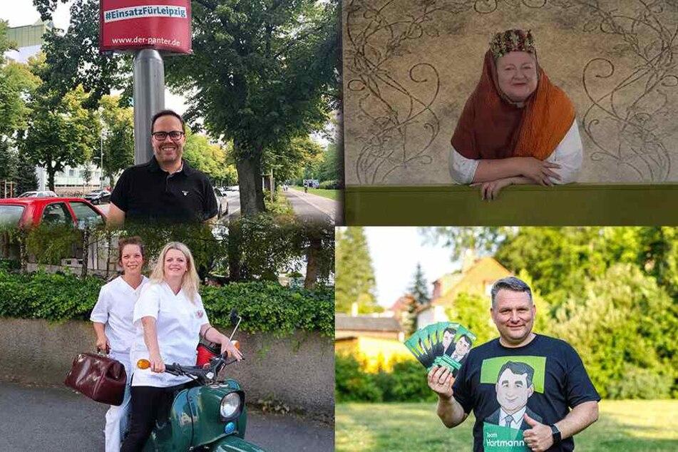 Kreative Landtags-Anwärter: Fünf Skurrilitäten des Wahlkampfs