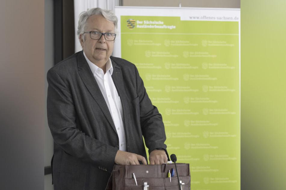 Geert Mackenroth (69, CDU)