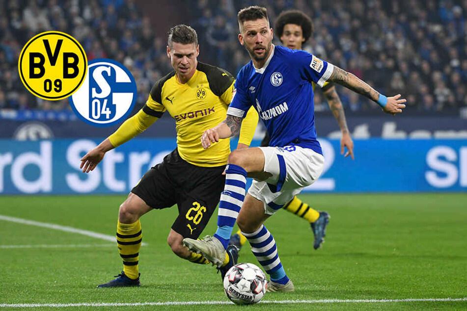 Aufgepasst Dortmund Gegen Schalke Wird Live Im Free Tv