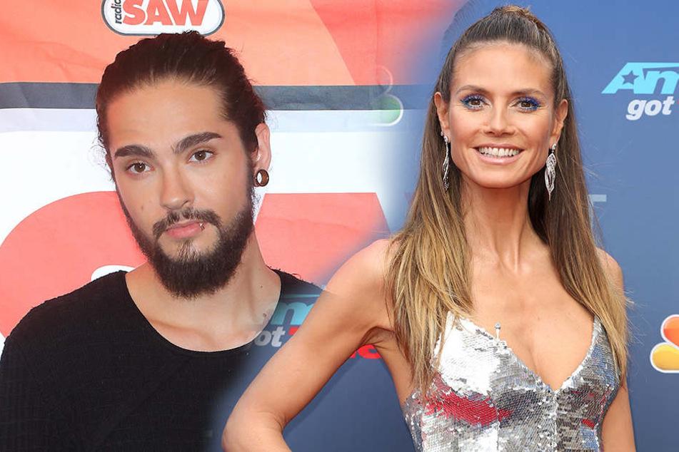 Tom Kaulitz und Heidi Klum müssen die nächsten Tage getrennt voneinander verbringen.