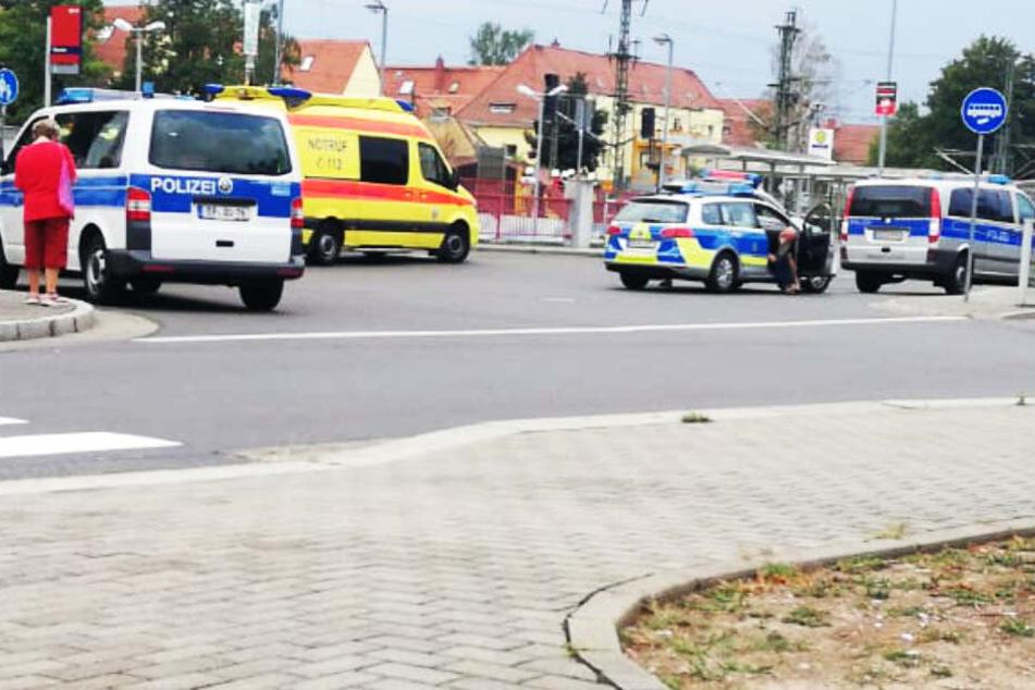 Falsche Online-Hetze! Von IC in Sachsen getöteter Mann wurde nicht gestoßen