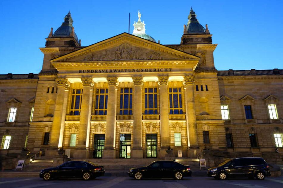 Das Bundesverwaltungsgericht in Leipzig. (Archiv)