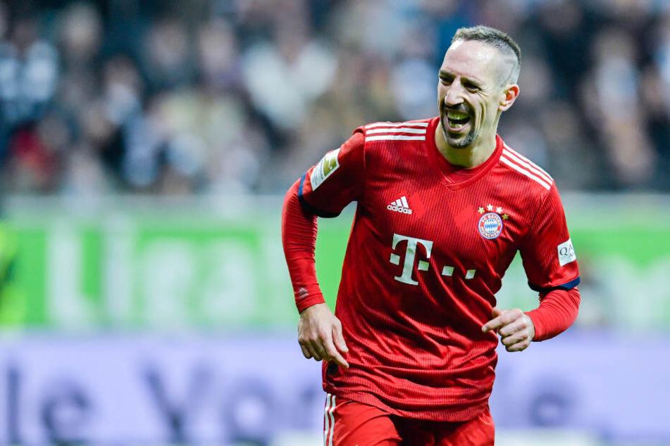 Franck Ribery soll dem FC Bayern auch nach Karriereende erhalten bleiben.