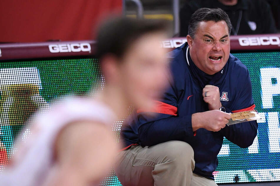 Sean Miller's coaching services are no longer needed at the University of Arizona!
