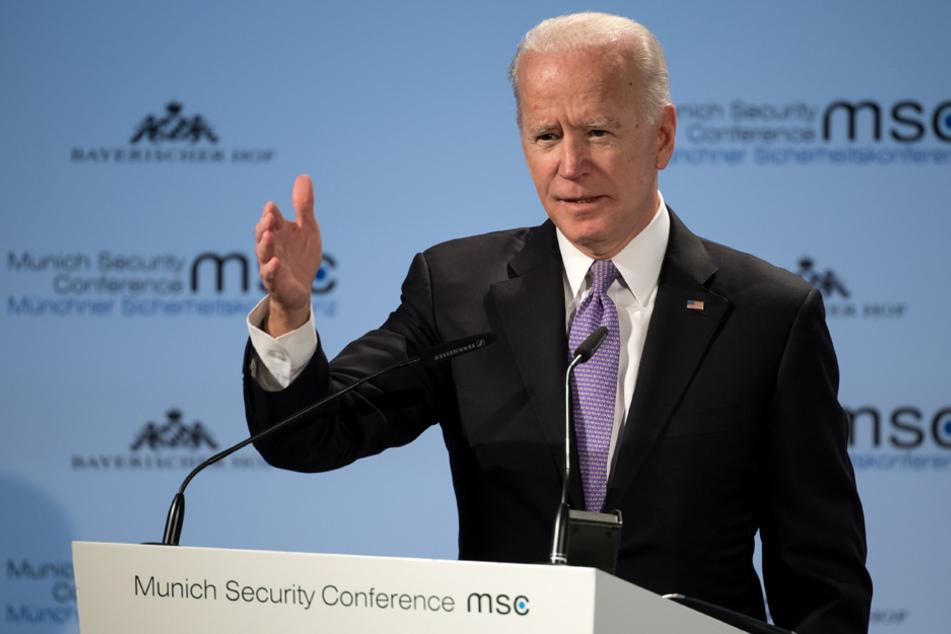 """""""Haben Sie da absolut keinen Zweifel"""": Kommt Joe Biden schon bald nach München?"""