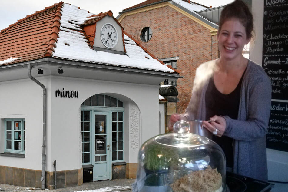 Adieu, Minou! Dresdens kleinstes Café muss schließen