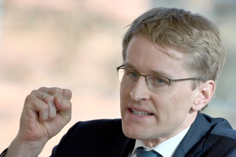 Schleswig-Holsteins Ministerpräsident Daniel Günther sah sich zu diesem drastischen Schritt gezwungen.