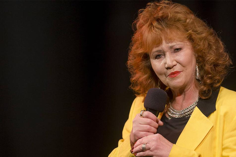 Die gebürtige Zwickauerin Regina Thoss (72) wurde in Bitterfeld-Wolfen ausgeladen.