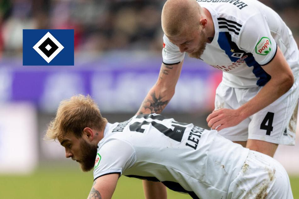"""Land unter beim HSV! Vereinsboss nennt Spiele """"grottenschlecht"""""""