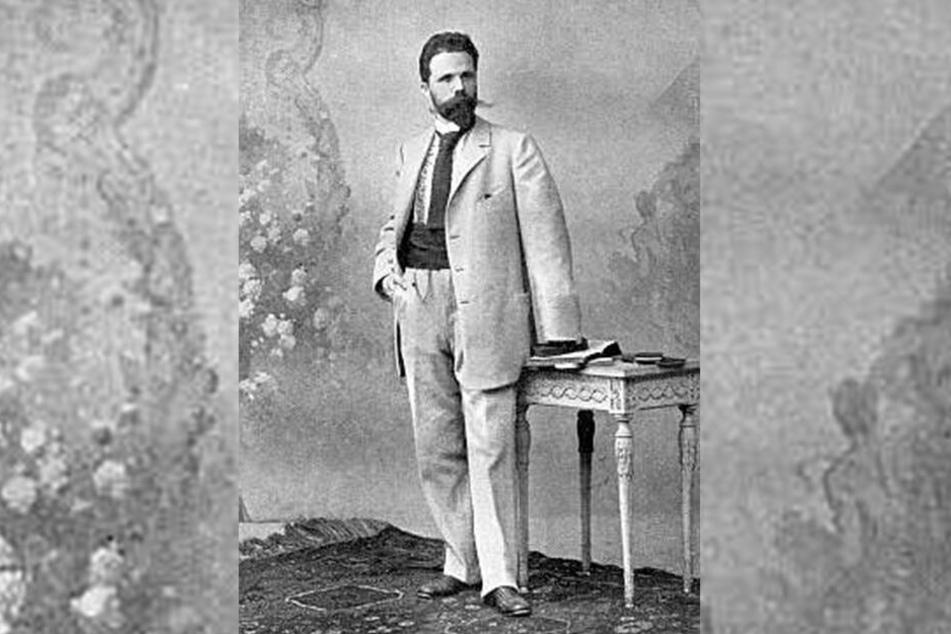 Johann Heinrich Lahmann kaufte die Kurbadeanstalt 1887.