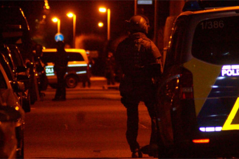 Eine Gefahr für die Bevölkerung bestand in der Nacht nicht, sagte ein Polizeisprecher gegenüber TAG24.