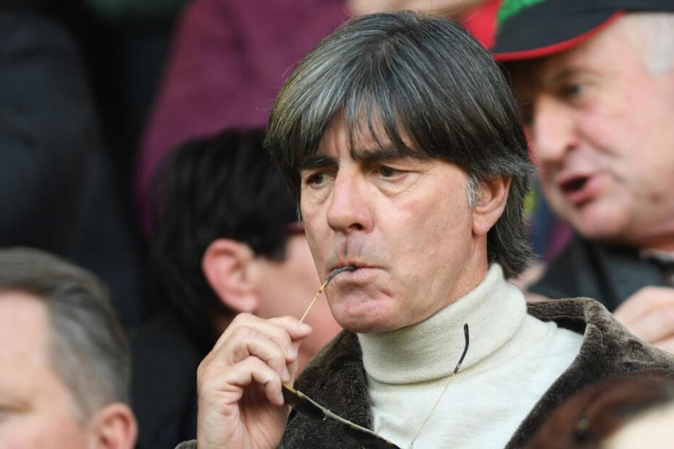 Bundestrainer Joachim Löw bleibt bei seiner Linie.