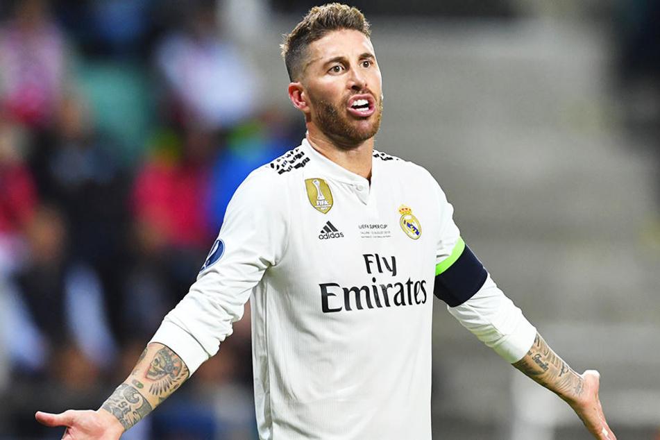 Unschuldig? Real Madrid und Sergio Ramos weisen die Vorwürfe weit von sich.