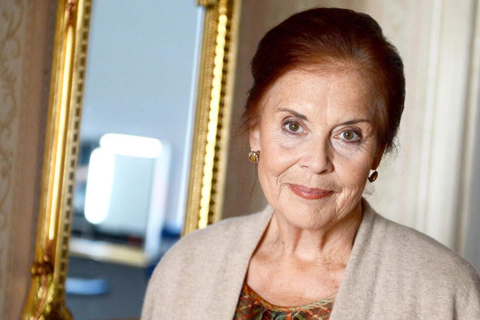 Ursula Karusseit wirkte in über 50 DFF- und DEFA-Filmen mit.