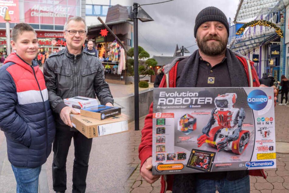 Chemnitz: O du Schreckliche: Diese Weihnachtsgeschenke tauschen Chemnitzer um