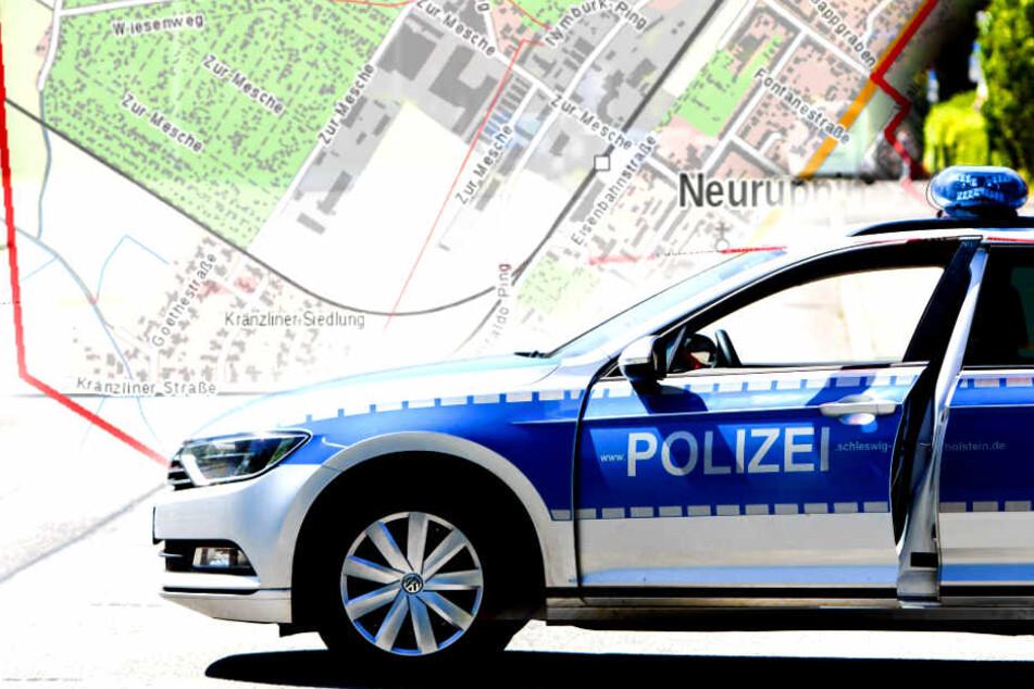 Bombe in Neuruppin entdeckt: Bis zu 7000 Menschen müssen evakuiert werden