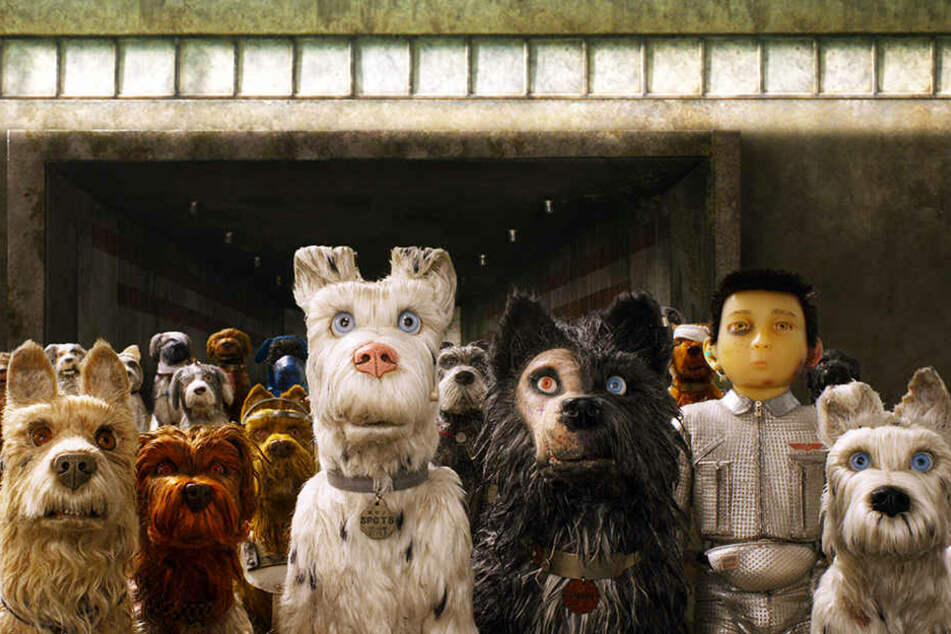 """Wes Andersons """"Isle of Dogs"""" ist der beste Animationsfilm des Jahres 2018."""