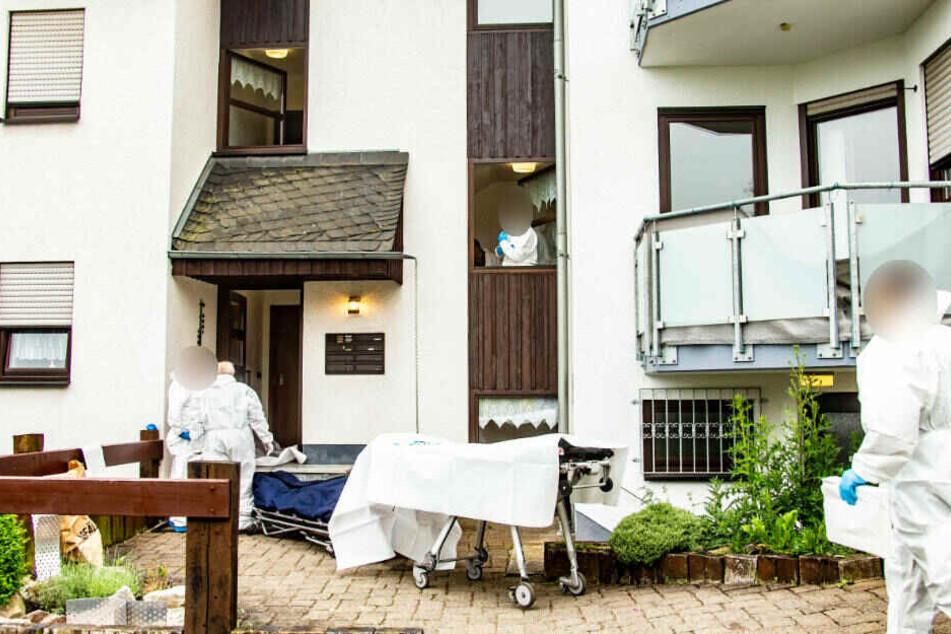 Mutter und Nachbarn erstochen: Urteil erwartet!