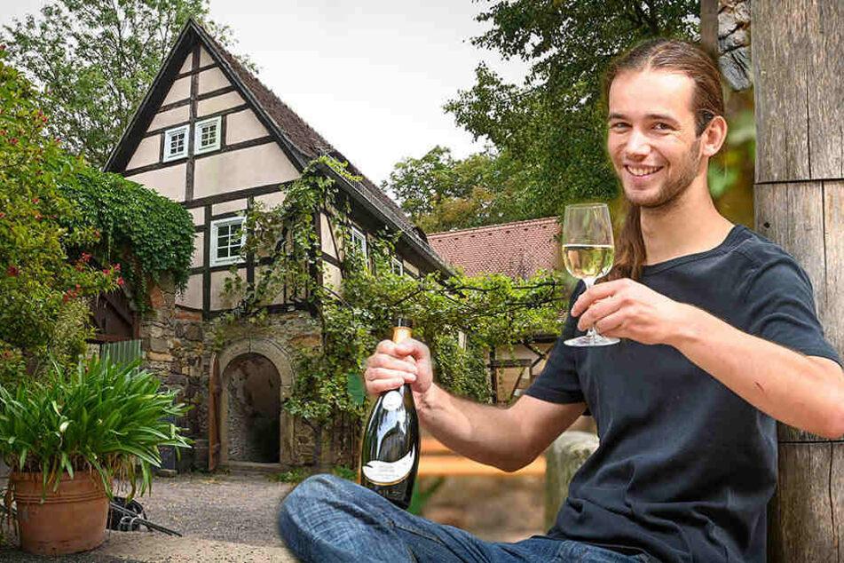 Dresden: Zschoner Mühle: Dresden bekommt ein Weinmuseum