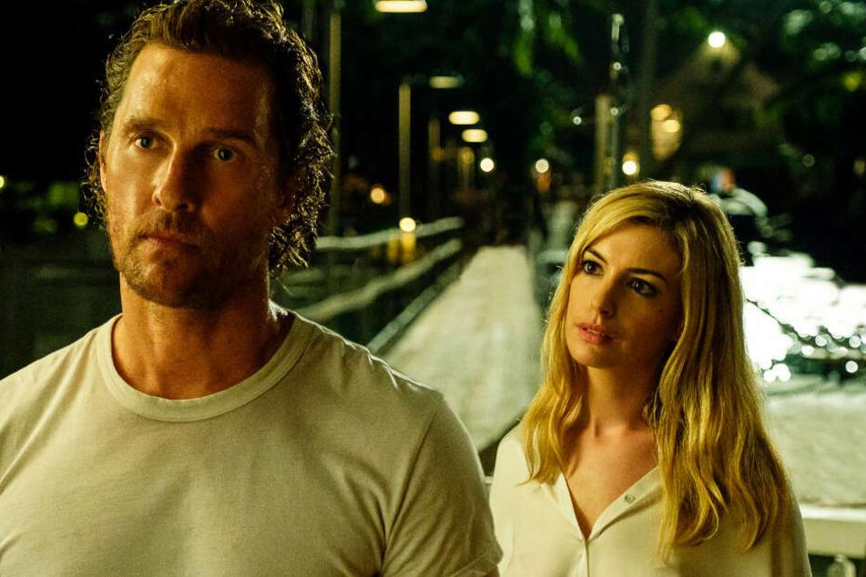 Vor allem Matthew McConaughey wird vom Schnitt und Skript in die Lächerlichkeit gezogen, was bei einem Schauspieler von seiner herausragenden Qualität ein Kunststück ist - im negativen Sinne!