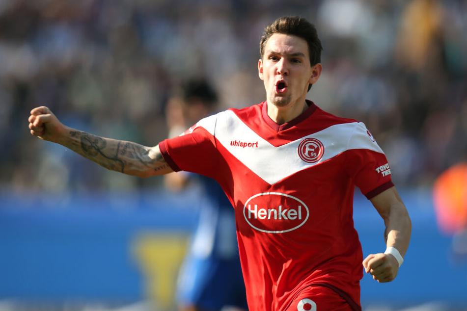 Stürmt Benito Raman in der kommenden Saison im Eintracht-Trikot?