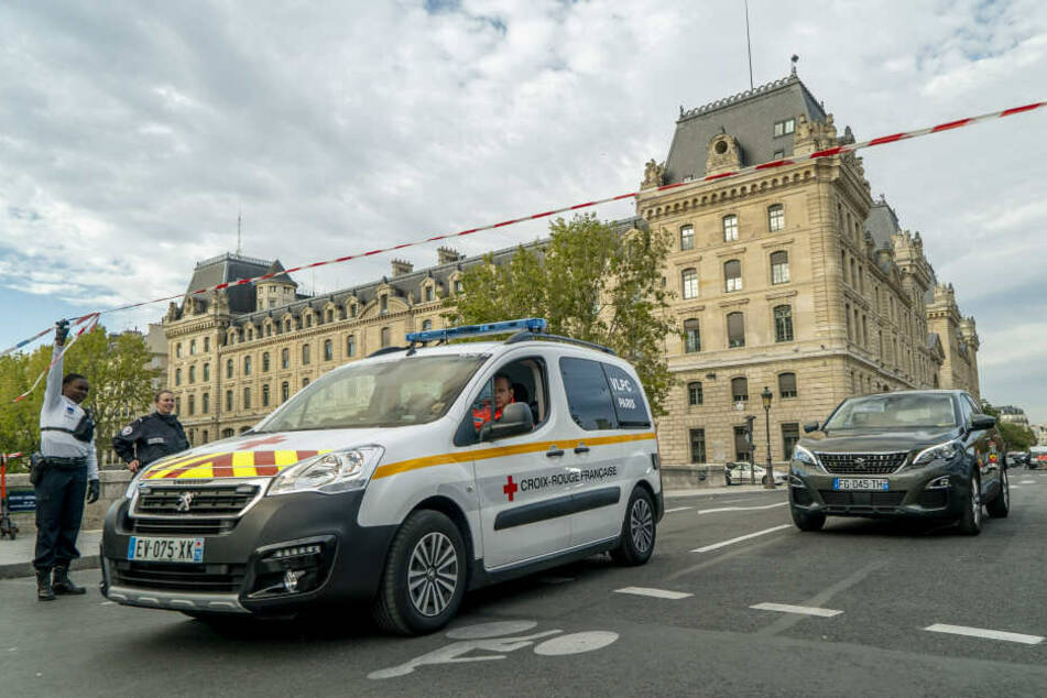Der Anschlag ereignete sich in der Pariser Polizeipräfektur.