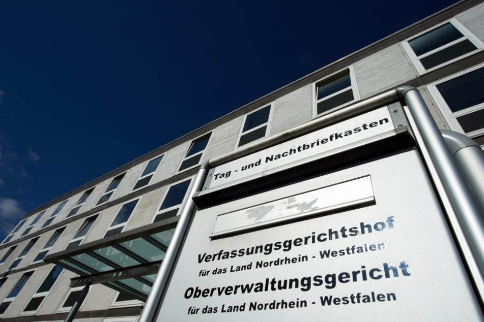 Vorm Oberverwaltungsgericht Münster wird der Rechtsstreit geführt.