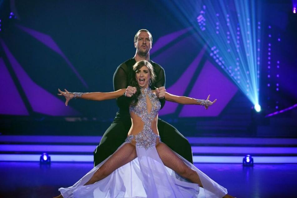 Tänzerisch konnte das Duo Hens/Leonova bisher voll überzeugen.