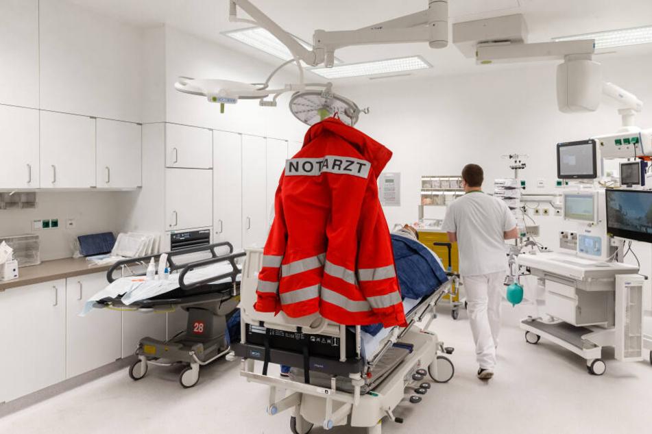 Die Versorgung der Patienten wurde durch den Notdienst vereinbart.