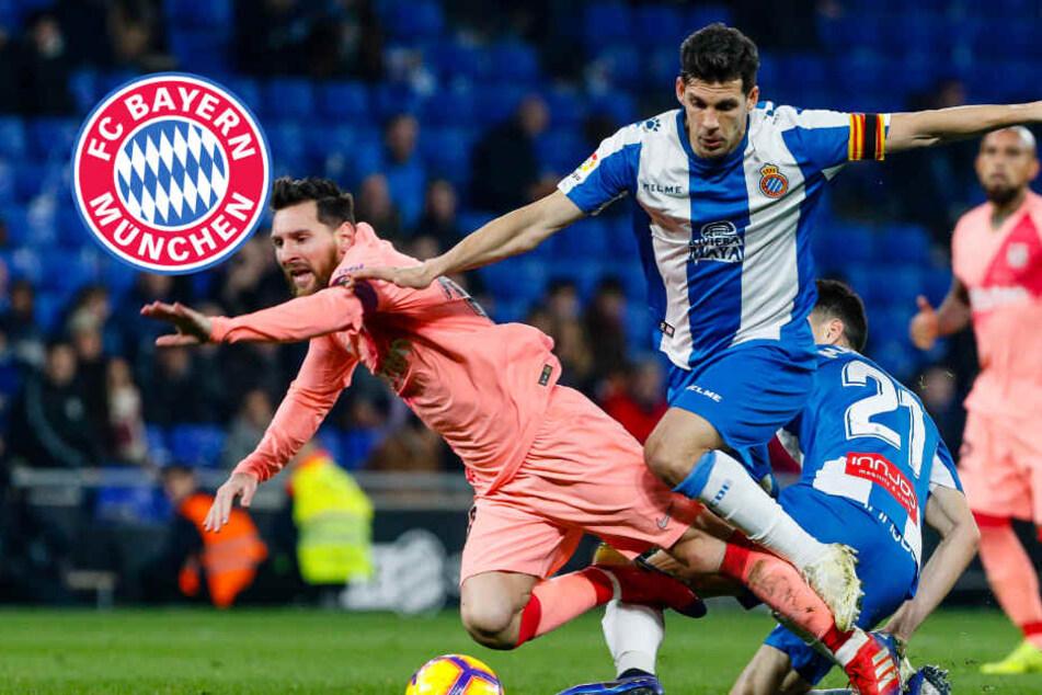 Hohe Ablösesumme! FC Bayern wohl mit U21-Europameister Marc Roca einig