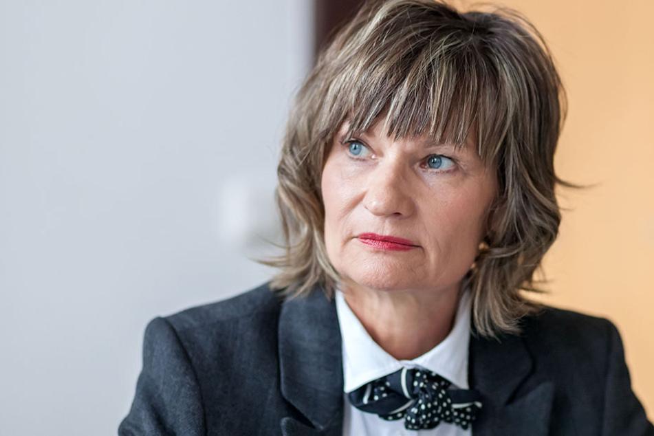 Noch ist nicht sicher, ob Oberbürgermeisterin Barbara Ludwig (56, SPD) an der Einweihung teilnimmt.