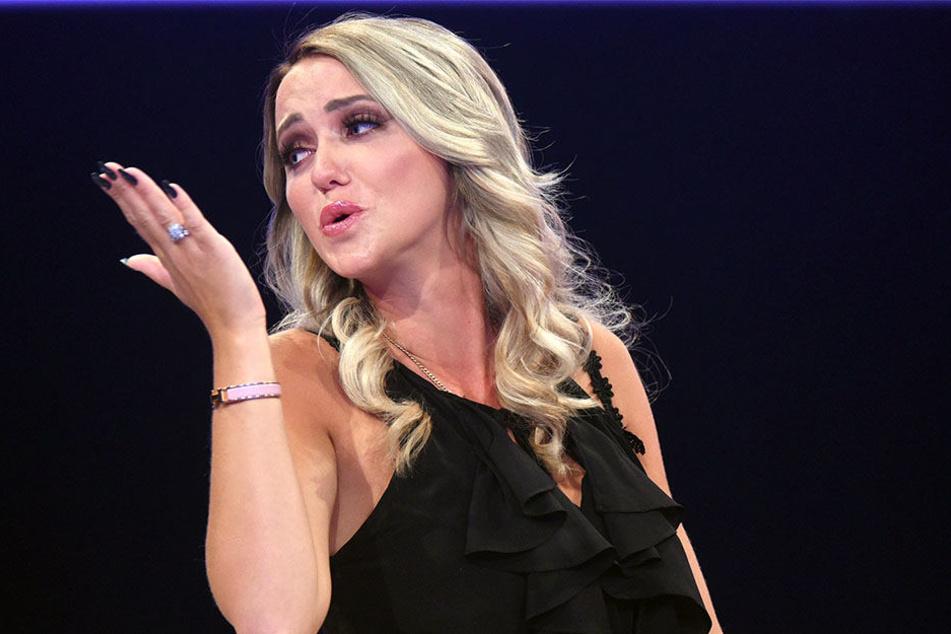 Als Zweitplatzierte bei Promi Big Brother sorgte Cathy Lugner für Aufsehen.