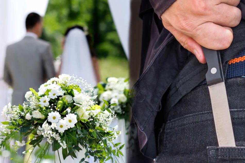 35-Jähriger streitet mit Bekannten auf Hochzeit, dann greift er zum Messer