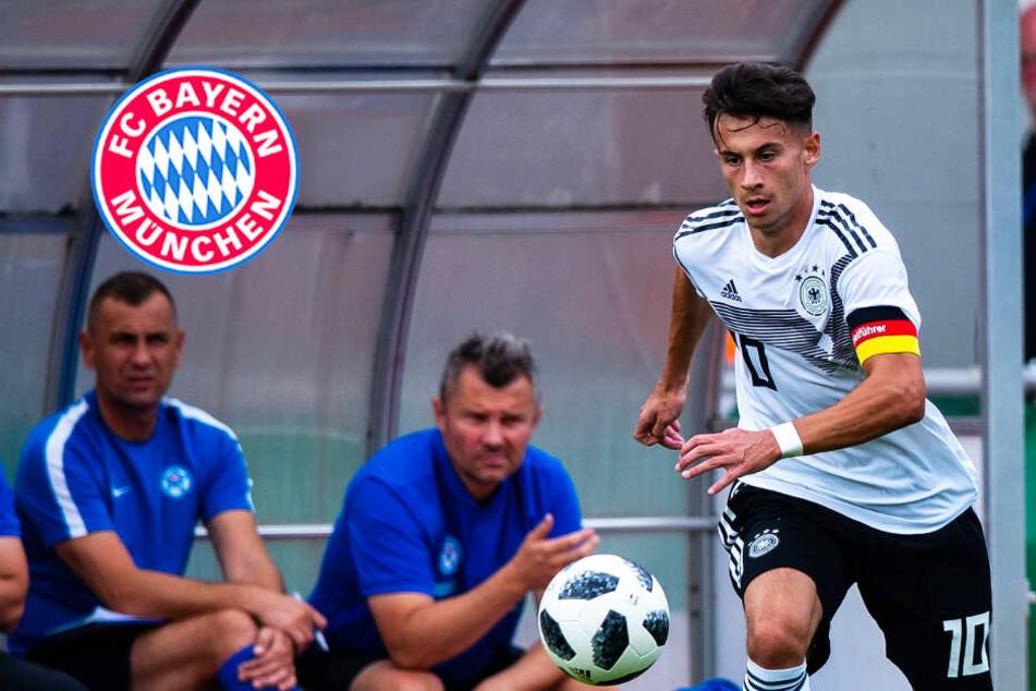 Mega-Talent: Ex-RB-Spieler Kühn wechselt von Ajax zum FC Bayern!