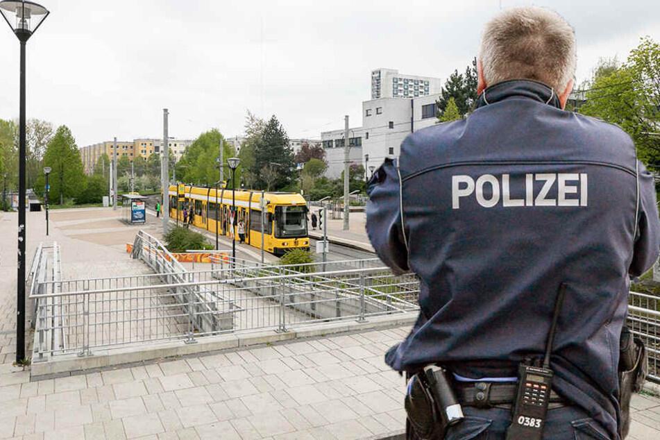 Dresden: Wieder Amalie-Dietrich-Platz: 25-Jähriger von mehreren Männern bedroht