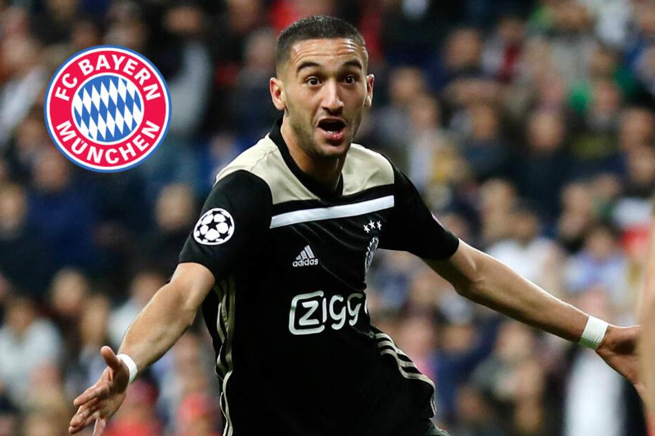 FC Bayern hat wohl diesen Edel-Techniker von Ajax im Visier