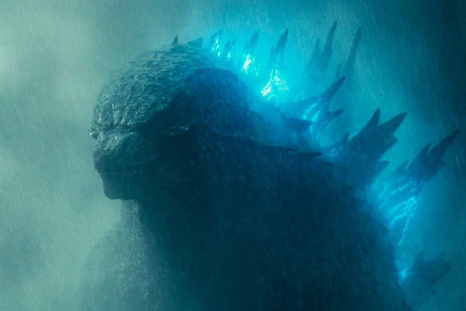 Godzilla bekommt es mit vielen harten Gegnern zu tun.