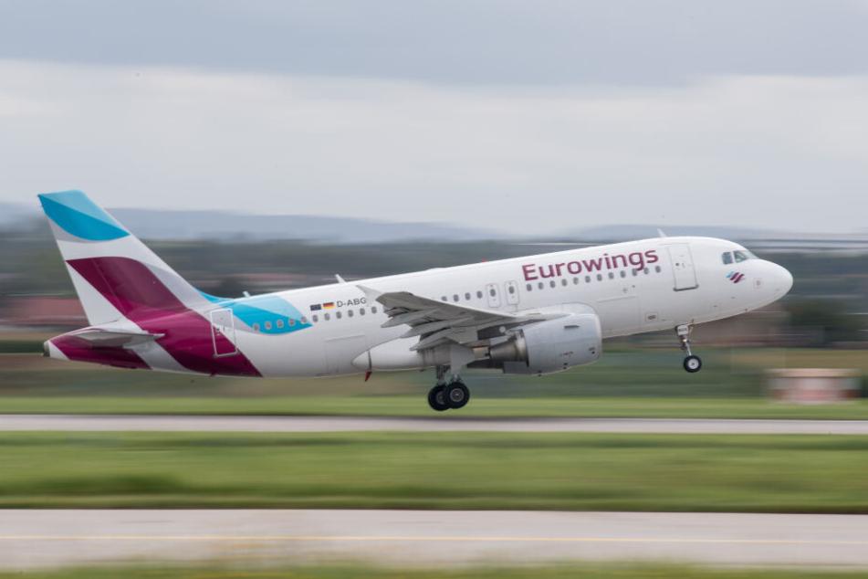 Eurowings: Passagier stirbt bei Eurowings-Flug nach Köln